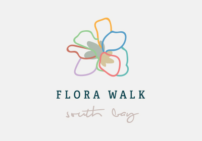Logo Flora Walk