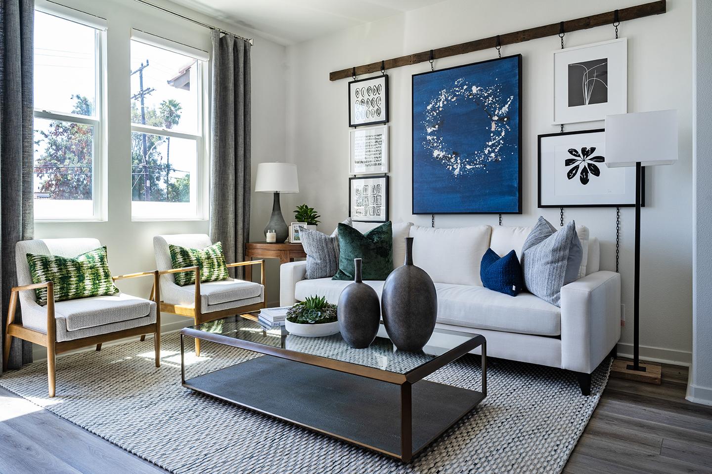 Sunflower Livingroom