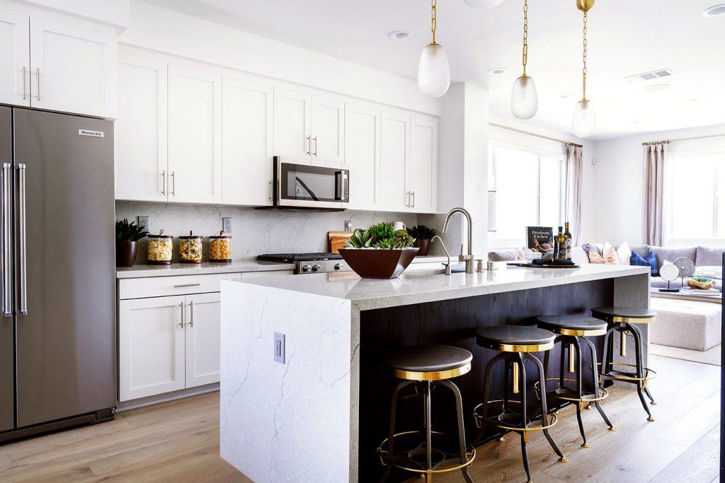 Olson Homes Kitchen