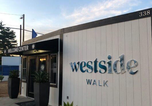 Westside Walk Welcome Center