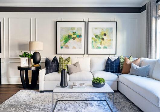 Oak Walk Livingroom